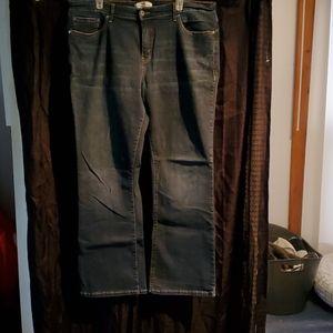 Levis 512 bootcut jeans